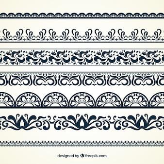 Fronteiras ornamentais