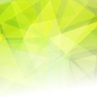Fundo abstrato com design de poli baixo