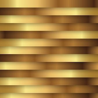 Fundo abstrato com uma textura do metal do ouro