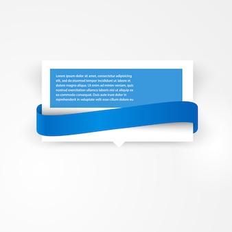 Fundo abstrato do vetor. Linha de cores de etiquetas
