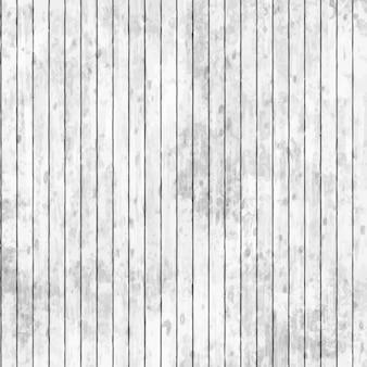 Fundo branco pranchas de madeira