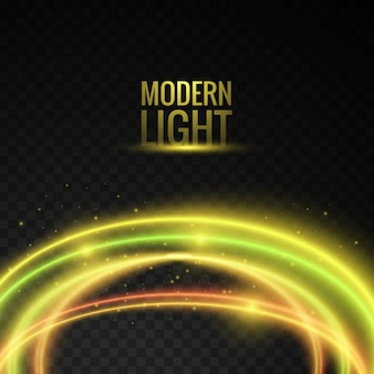 Fundo claro moderna