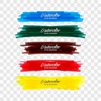 Fundo colorido colorido da aguarela