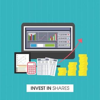 Fundo de investir em ações