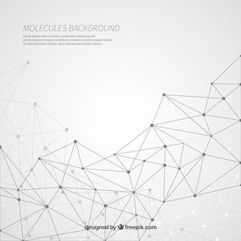 Fundo de linhas geométricas
