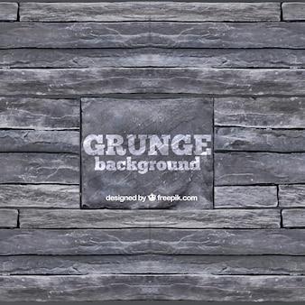 Fundo de madeira do grunge