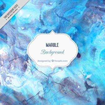 Fundo de mármore azul