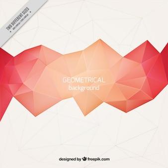 Fundo geométrico elegante