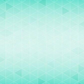 Fundo poligonal moderno azul