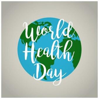 Globo do Dia Mundial da Saúde