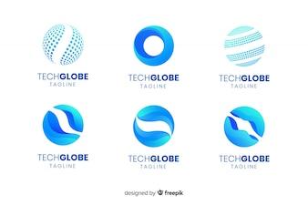 Globo logos
