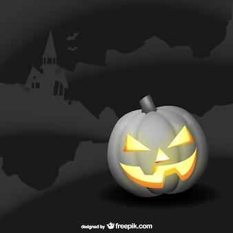 Halloween fundo escuro