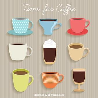Hora para o café