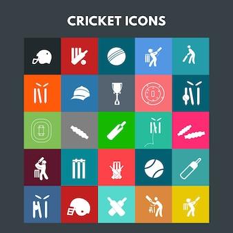 Ícones Cricket