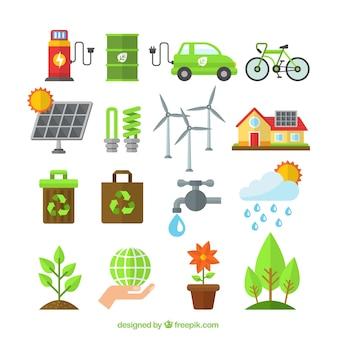 Ícones de Eco