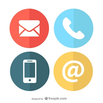 Ícones de uma comunicação