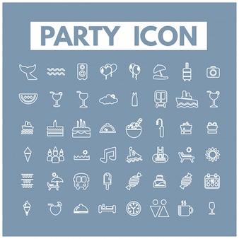 Ícones do partido