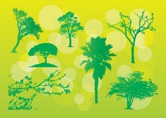ilustrações livres de árvore