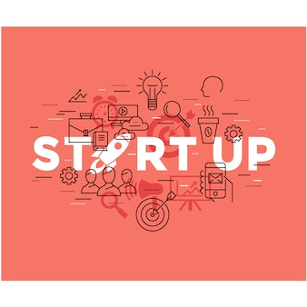 Inicie o plano de negócios