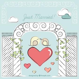Justa casado!