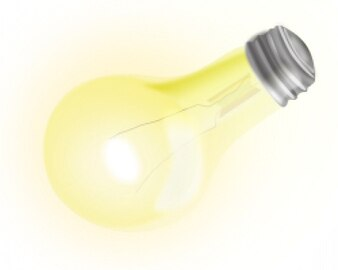 lâmpada agradável