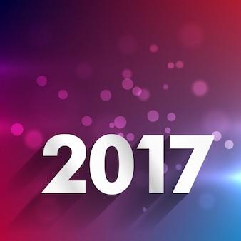Limpos 2017 de fundo para feriados do ano novo