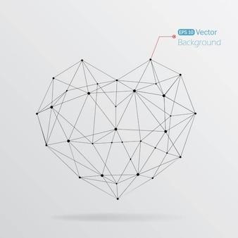 Linear abstrato e Fundo geométrico