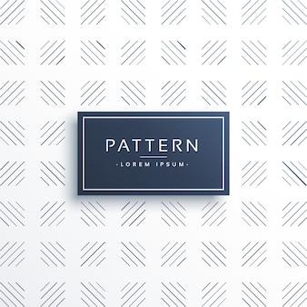 Linha geométrica padrão vector background design