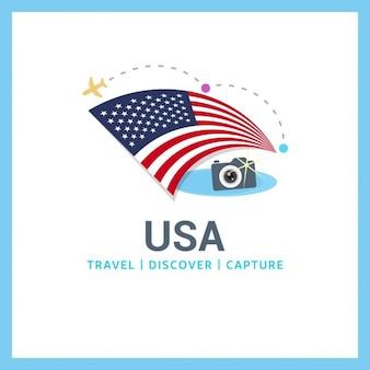 Logo EUA Viagem