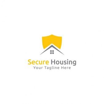 Logo habitação segura