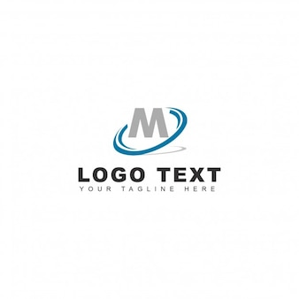 Logo letra M