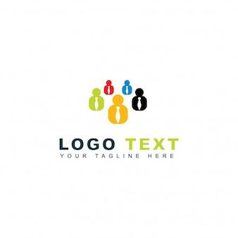 Logotipo da comunidade empresarial