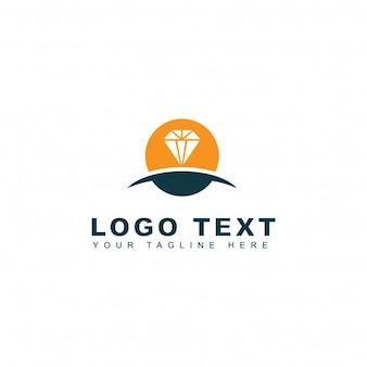 Logotipo da loja de jóias