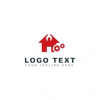 Logotipo da renovação da casa