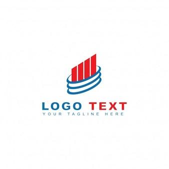 Logotipo de negócios de marketing
