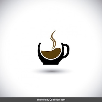 Logotipo do café