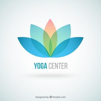 Logotipo do centro de yoga