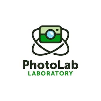 Logotipo do laboratório de fotos