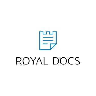 Logotipo do Royal Docs