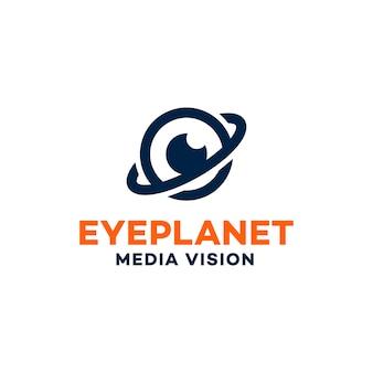 Logotipo Eye Planet