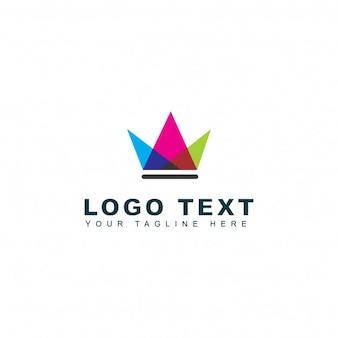 Logotipo gráfico real