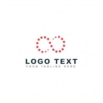 Logotipo Infinity Star