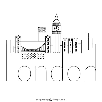 Logotipo Londres