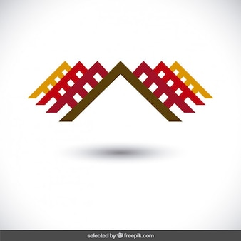 Logotipo propriedade abstrata