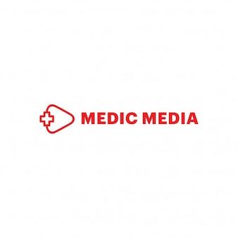 Medic media logo