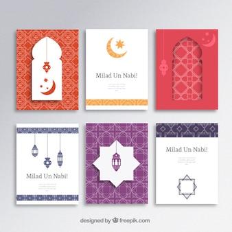 Milad cartões un Nabi