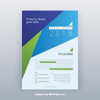 Modelo abstrato do relatório anual 2018