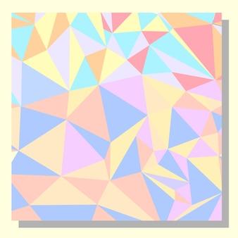 Multicolor projeto de fundo abstrato