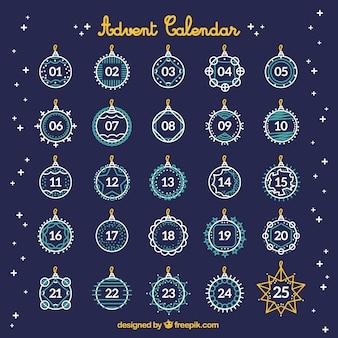 Natal Advent Calendar