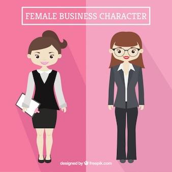 Nice designs das mulheres de negócios